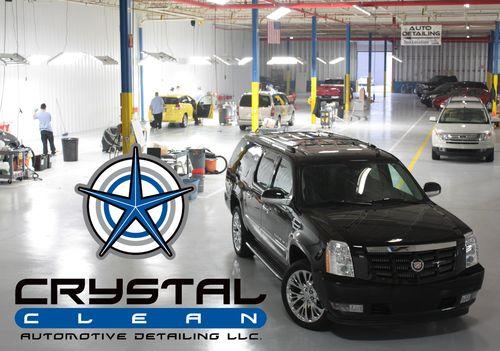 CrystalCleanEscalade